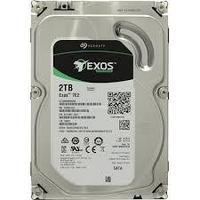 Жесткий диск внутренний Seagate Exos 7E2 Enterprise Capacity 512n 128Mb 7200rpm 2Тб HDD 3,5″ SATA ST2000NM0008