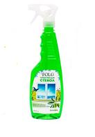 Средство для мытья стеколFolg с триггером, 500мл