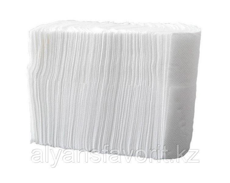 Салфетка для настольного диспенсера (Казахстан), 12*9 см. 24 пач/кор.