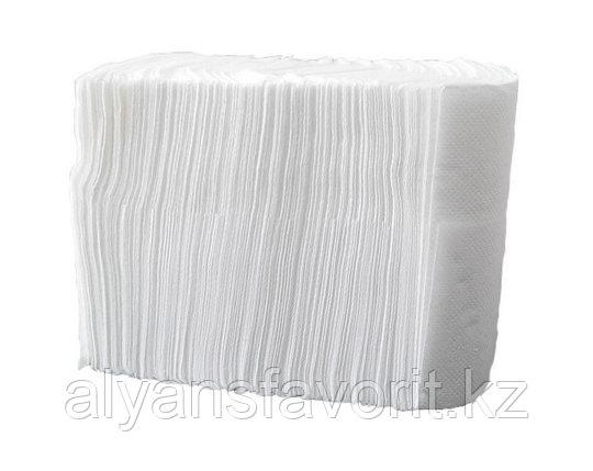 Салфетка для настольного диспенсера (Казахстан), 12*9 см. 24 пач/кор., фото 2