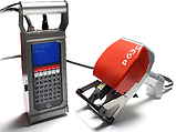 Портативный маркиратор e1-p63c, окно 60х25мм, кабель 2.5м, фото 2