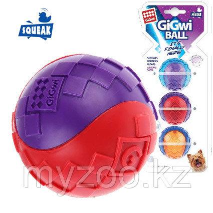 GigWi, ГигВи Три мяча с пищалкой 5см