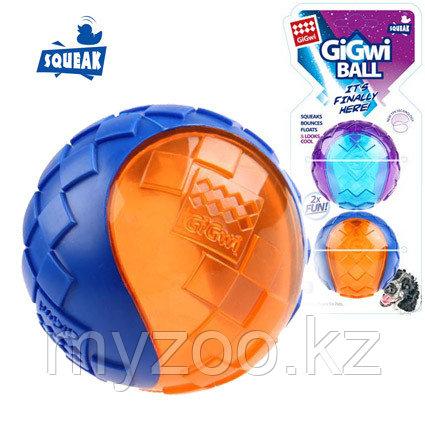 GigWi, ГигВи  Два мяча с пищалкой 6см