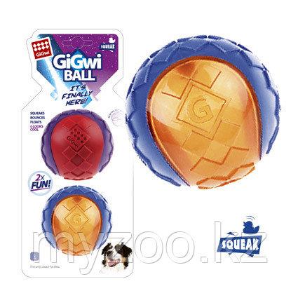 GigWi, ГигВи  Два мяча с пищалкой 8см