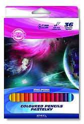 Koh-I-Noor Цветные Карандаши «Космическая одиссея», 36 цветов