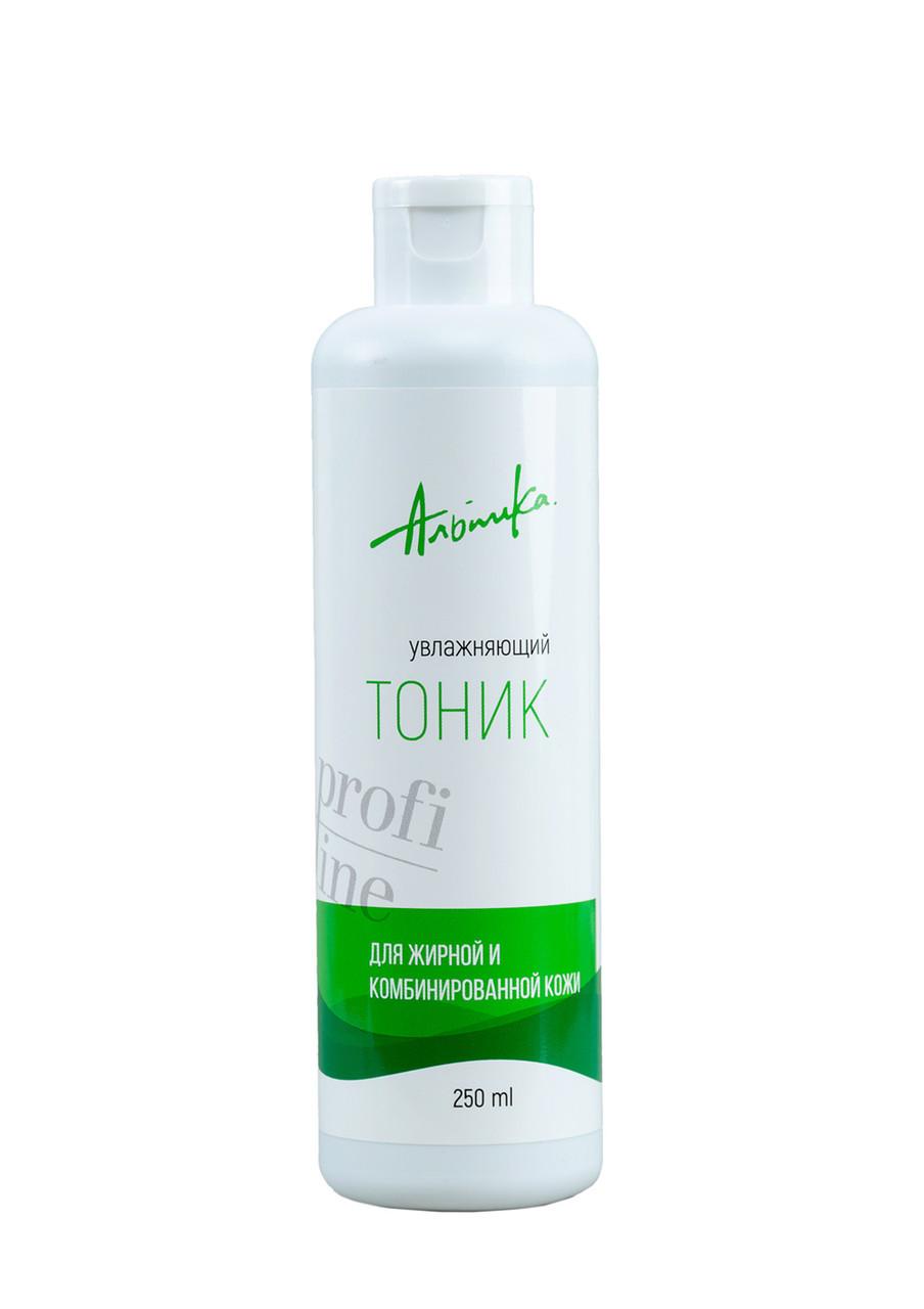 Увлажняющий тоник для жирной и комбинированной кожи pH-4