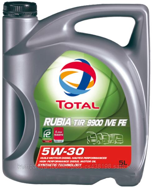 Total RUBIA 9900 FE 5W-30 5л