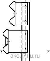Дорожное ограждение барьерное 11-ДО-1,0-300 кДж У4(СД-1,68 Ш12)