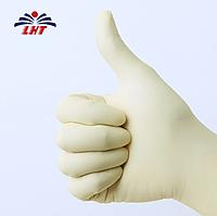 Перчатки медицинские латексные прочные 100 шт