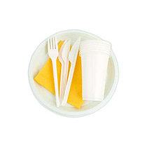 Наборы одноразовой посуды