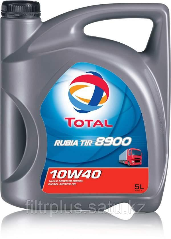 Total RUBIA 8900 10W-40 5л