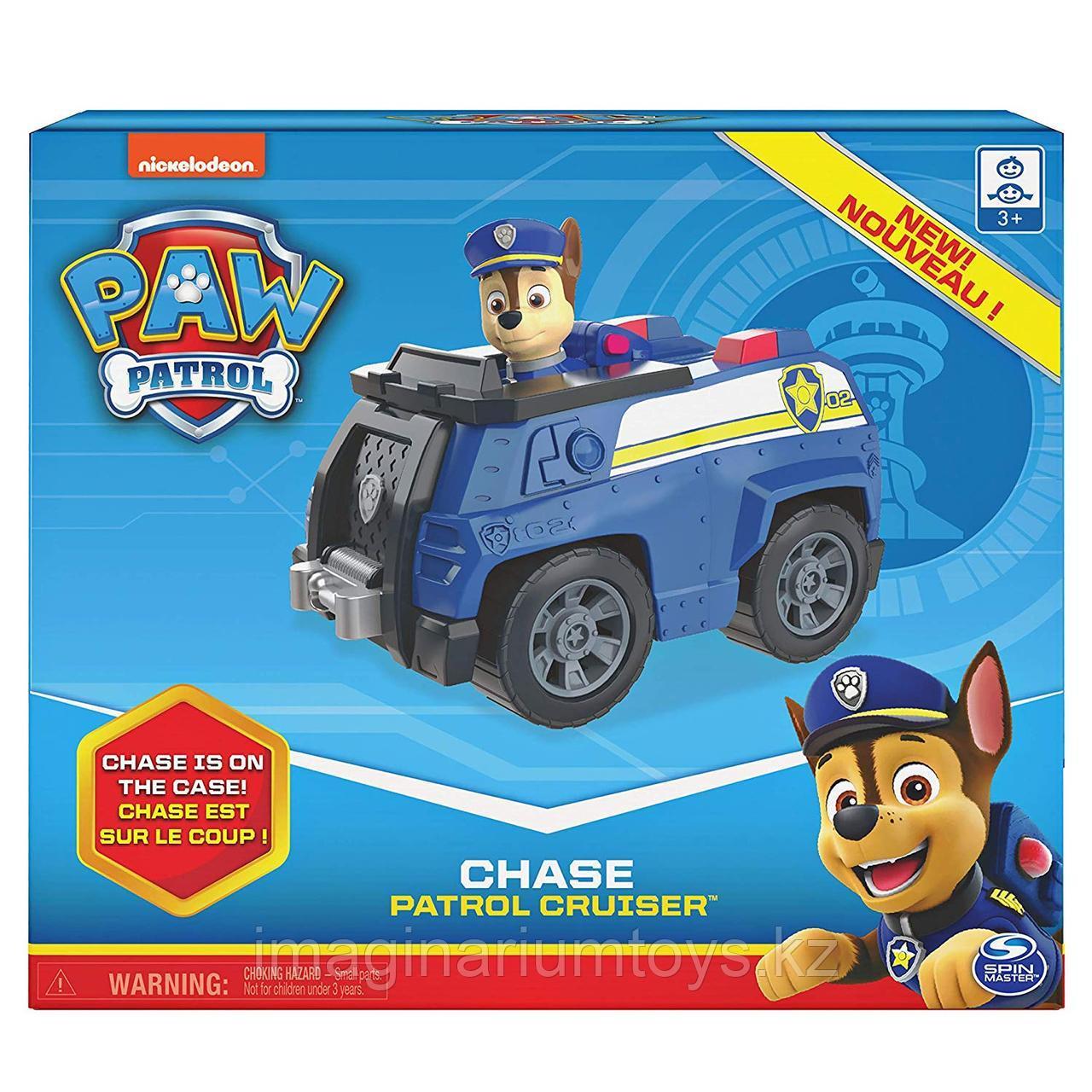 Игровой набор Щенячий патруль «Гонщик» Chase