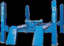 Четырёхстоечный автоподъёмник SILLAN PL- FS50