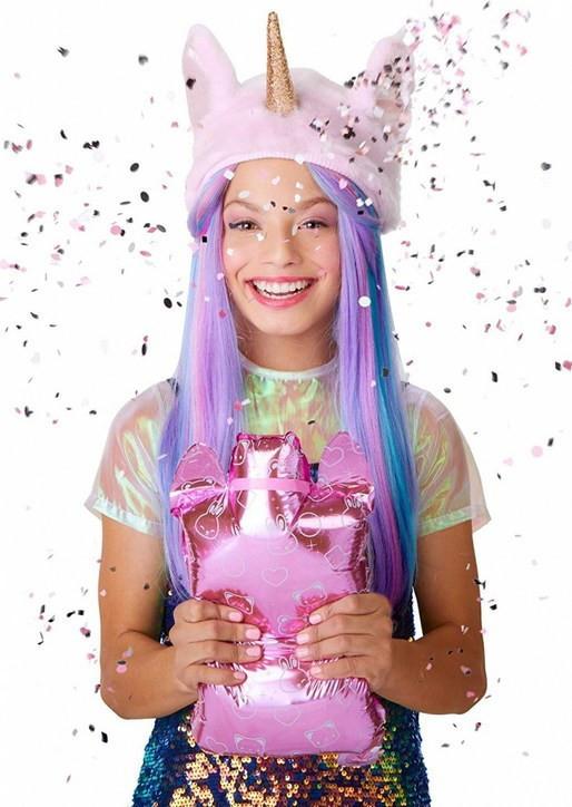 Na Na Na Surprise Minna Moody На На На Сюрприз Мягкая кукла ягненок Мина Муди - фото 2
