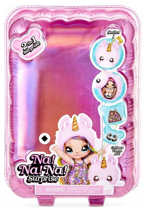 Na Na Na Surprise Minna Moody На На На Сюрприз Мягкая кукла ягненок Мина Муди - фото 3