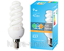 Лампа Спираль 9вт E14 Full