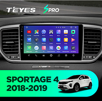 Автомагнитола Kia Sportage 4 Spro Teyes Android
