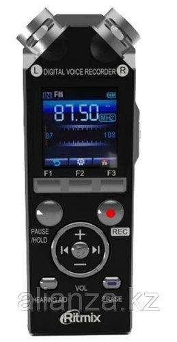 Диктофон Ritmix RR-989 8Gb black