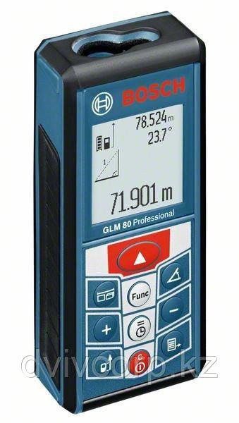 Лазерный дальномер GLM 80 Professional BOSCH арт. 0601072300