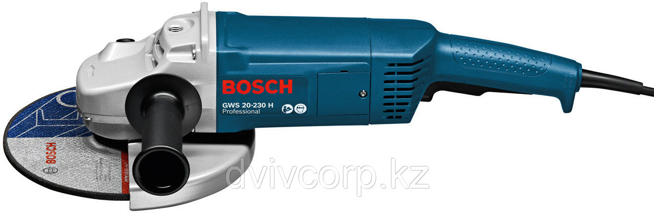 УглоШлифМашина GWS 20-230Н BOSCH арт. 0601850107