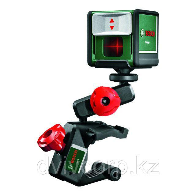 Лазерный нивелир Quigo+держатель ММ 2 Bosch арт. 0603663220