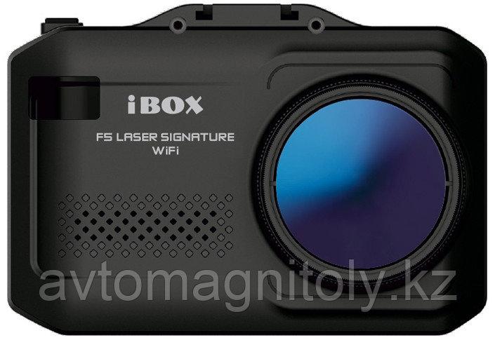 Комбо 3В1 iBOX F5 LASER SIGNATURE WiFi