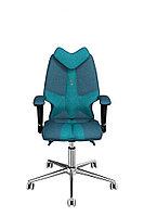 Кресло игровое Kulik System FLY 1306 azure