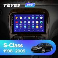 TEYES SPRO штатная Магнитола MERCEDES BENZ S-Class android