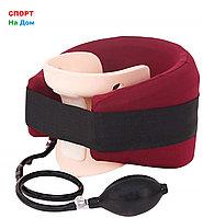 Подушка ортопедическая для вытяжения позвоночника детская