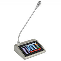 Микрофонная консоль для оповещения ITC ESCORT T-6702A