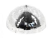 Зеркальная полусфера с мотором Showlight Half mirror ball 40 cm