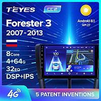 TEYES CC2 Штатная магнитола для Subaru Forester 3