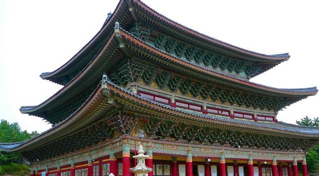 Корейские похороны комплекс