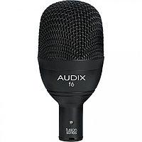 Микрофон инструментальный для барабана AUDIX F6