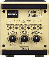 Микрофонный предусилитель SPL Gain Station 1