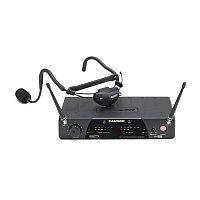 Радиосистема для фитнеса SAMSON Airline 77 Aerobics System QE AH7 CR77 E1