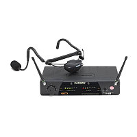 Радиосистема для фитнеса SAMSON Airline 77 Aerobics System QE/AH7 CR77 E3