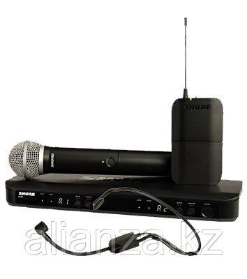 Радиосистема комбинированная Shure BLX1288E/P31 M17 662-686 MHz