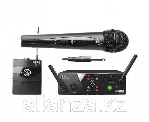 Радиосистема комбинированная AKG WMS40 Mini2 Mix Set US25BD