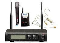 Радиосистема комбинированная Volta US-2X (490.21/629.40)