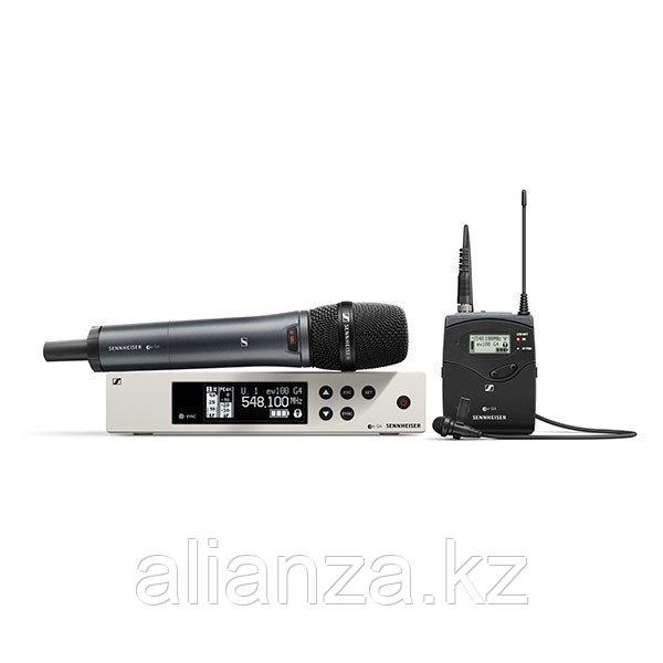 Радиосистема комбинированная Sennheiser EW 100 G4-ME2/835-S-G