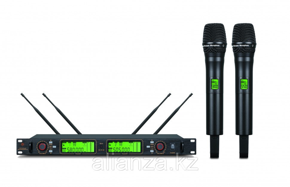 Радиосистема на два микрофона Arthur Forty U-9900C
