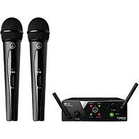 Радиосистема на два микрофона AKG WMS40 Mini2 Vocal Set US25BD