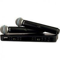 Радиосистема на два микрофона Shure BLX288E/B58 M17 662-686 MHz