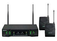 Радиосистема на два микрофона Volta ECO U-2H (614.15/710.20)