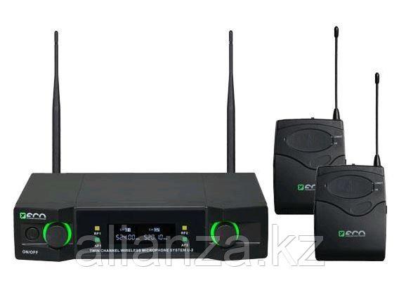 Радиосистема на два микрофона Volta Eco U-2H (520.10/725.8)