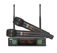 Радиосистема на два микрофона Xline MD-272A