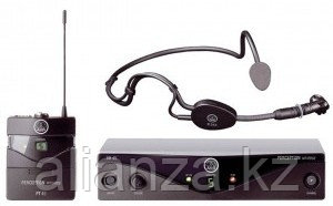 Радиосистема с оголовьем AKG Perception Wireless 45 Sports Set BD-A
