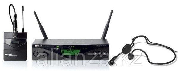 Радиосистема с оголовьем AKG WMS470 PRES SET BD1 (650-680)