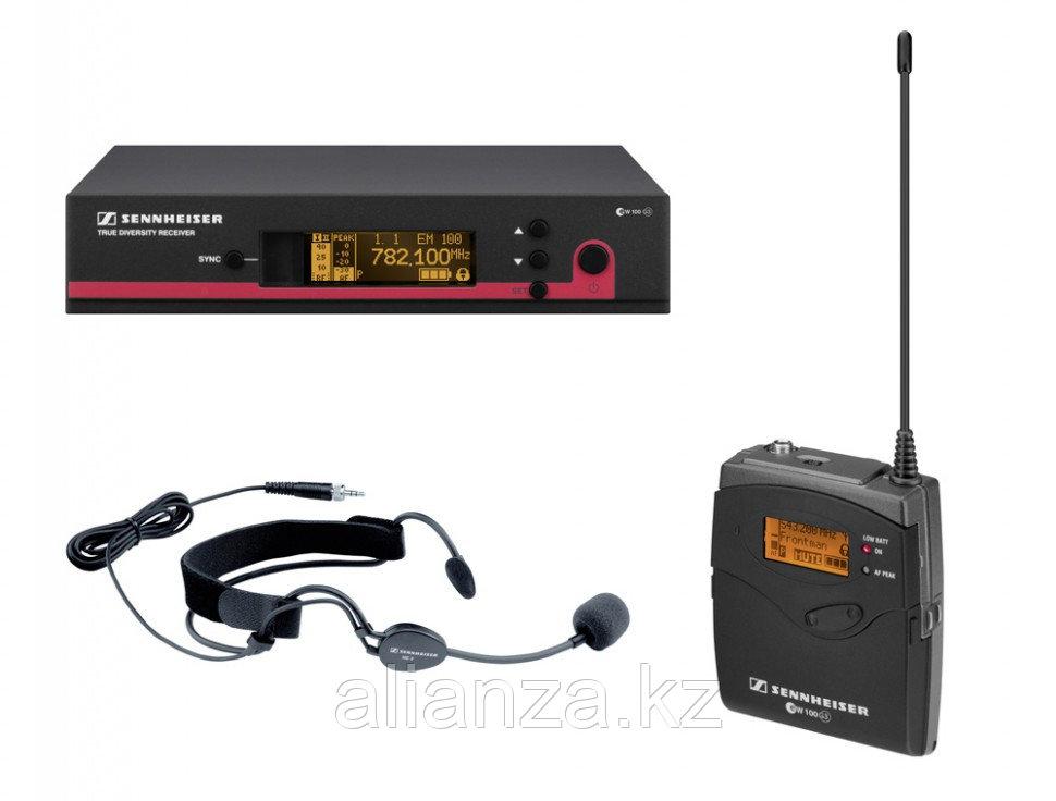 Радиосистема с оголовьем Sennheiser EW 152-G3-B-X